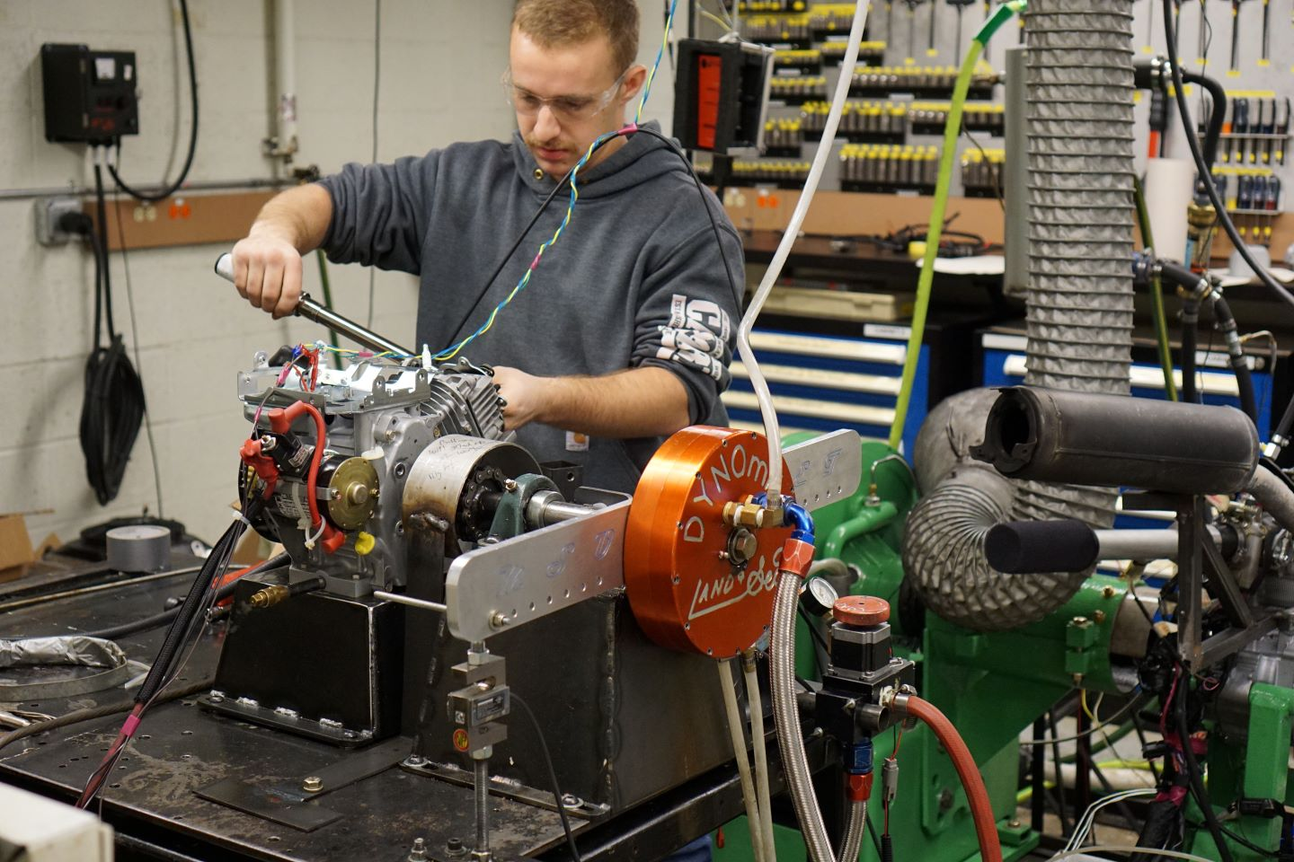 MS in Automotive Engineering Technology   Minnesota State ...