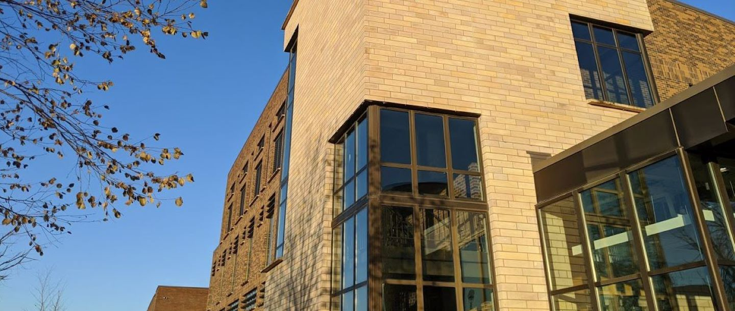 Ford Hall building